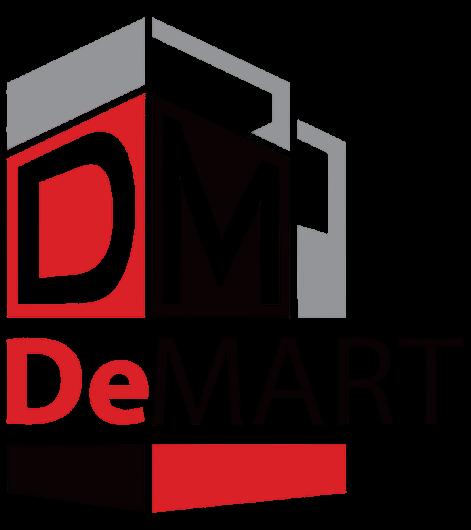DeMart лого